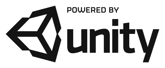 Powered By Unity Logo